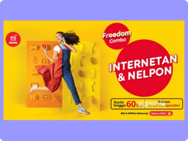 Cara MengAktifkan Paket Indosat Freedom Internet