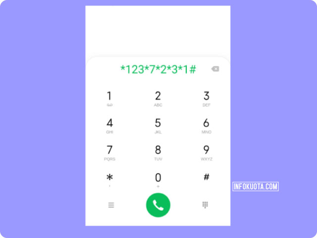 Cara Transfer Pulsa Indosat Ke Telkomsel Via Dial Up