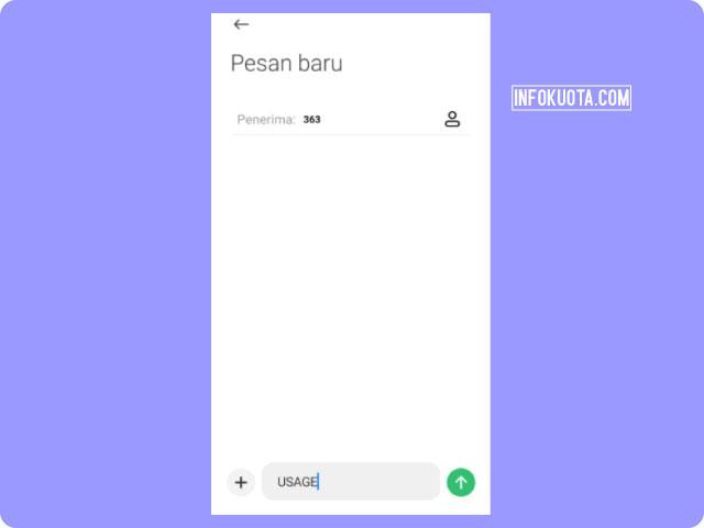 Cara Cek Kuota Utama Indosat Lewat SMS