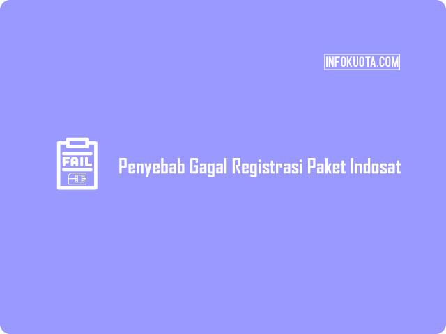 Cara Mengatasi Gagal Registrasi Paket Indosat Ooredoo