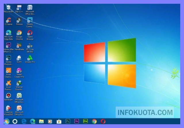 Cara Cek Spesifikasi Laptop Windows 7
