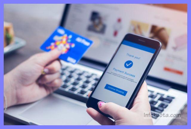 Cara Bayar Shopee Paylater Lewat SMS Banking BRI